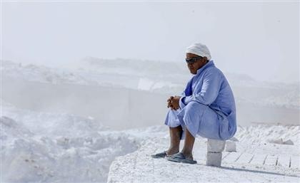 Human Tales from Minya's Inhumane Limestone Quarries