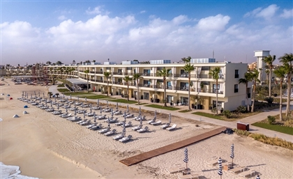 Take a Scenic Peek at Emaar Group's Gorgeously Refurbished Al Alamein Hotel
