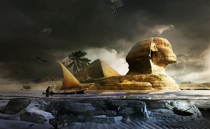 7 Wacky Conspiracy Theories About Ancient Egypt