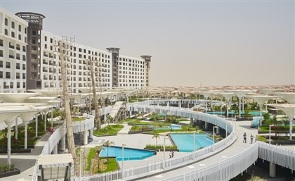 Porto New Cairo is Now Fully Functional and Looks Rather Fab