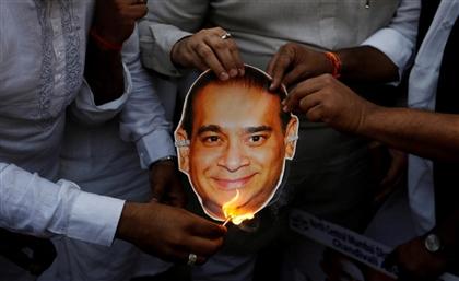 Diamond Merchant and Money Launderer Nirav Modi Suspected to be in Egypt