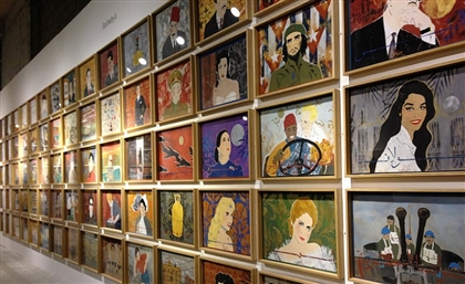 Not Safe For Work: The Ins and Outs of Cairo's Modern Art Scene