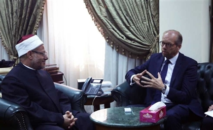 Netherlands Ambassador Apologises to Al-Azhar Imam for Prophet Mohamed Cartoon Contest