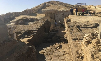 802 Tombs Were Discovered Buried Under a Massive Cemetery in the South of Egypt