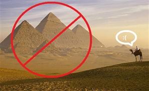The Dangerous Pyramids of Giza