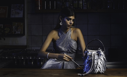 This Collaborative Egyptian Fashion Shoot is Serving Tinsel-Town Realness