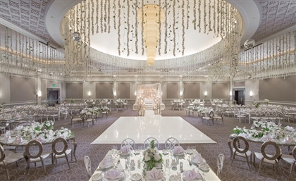 Adam's Ballroom: An Extravagant New Function Space fit for All Occasions