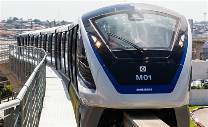 Canadian Company Announced as 'Preferred Bidder' for New Administrative Capital's Monorail Project