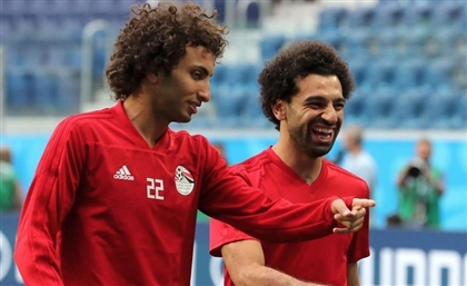 """""""He Should Get Treatment,"""" Says Mo Salah About Amr Warda in New CNN Interview"""