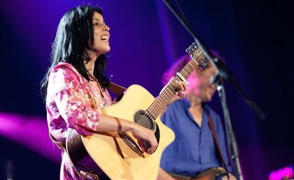Souad Massi to Perform New Song for the First Time in Cairo this Friday