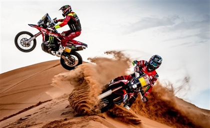 Egyptian Motorcycle Rally Revs Up in Sakkara on September 19th