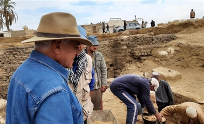New Discoveries in Saqqara Could Rewrite the History of the Region
