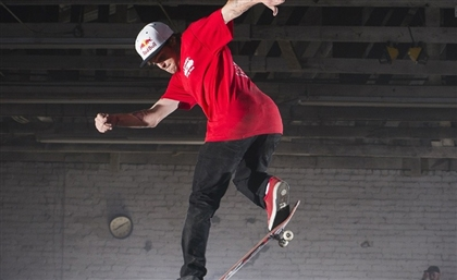 'Mind the Gap' at Red Bull's Downtown Skateboarding Contest