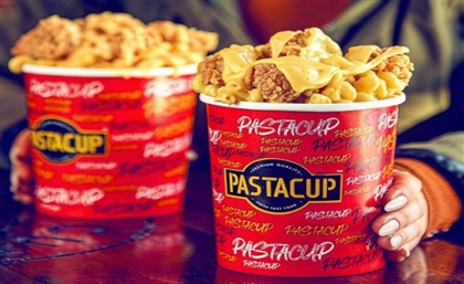 Pasta Cup, Anyone? No, That's the Name of the Restaurant