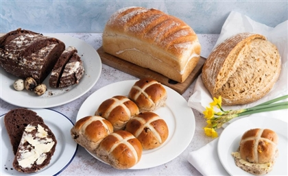 Carb-Lovers Are Going to Love Heliopolis' Bakery Station