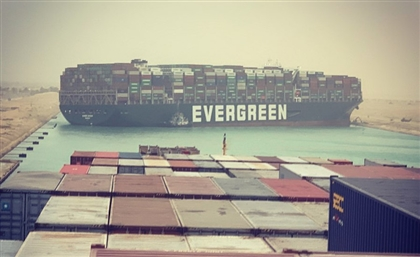 Cargo Ship Ever Given Seized for USD 900 Million in Compensation