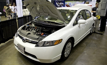 Go Green Initiative Begins Distribution of Natural Gas Powered Cars