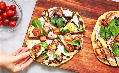 Flats: You Get the Best Of Flatbread Worlds With This New Cairo Eatery