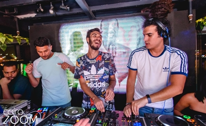 Cairo Show Hosts Nostalgia Nights ft Disco Misr and Hisham Abbas