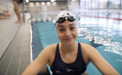Ahmed Malek & Kinda Alloush Star in New Netflix Film 'The Swimmers'