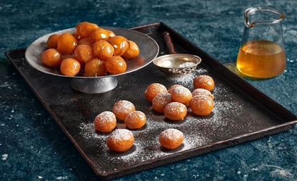 Camelia Sweets Is Blessing Maadi With Homemade Greek Zalabya