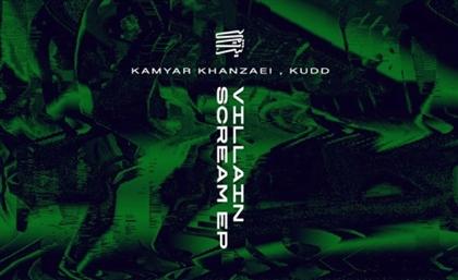 Kamyar Khanzaei Teams Up for New Kudd on Hip-Hop EP 'Villain Scream'