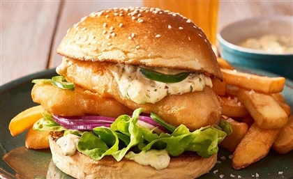Fish Burger Is Nasr City's Latest Spot Swimming With Seafood Galore