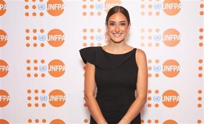 Amina Khalil Chosen as UNFPA Honorary Goodwill Ambassador