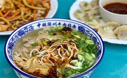 'Chinese Muslim' Is About Authentic Hand-Pulled Noodles & Big Portions