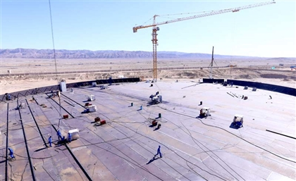 Ras Badran's Petrojet Gets World Record for Largest Floating Roof Tank