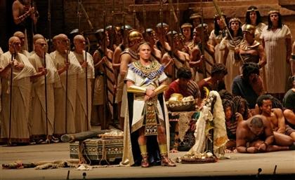 Cairo Opera Ballet Troupe to Perform Verdi's Aida in Italy