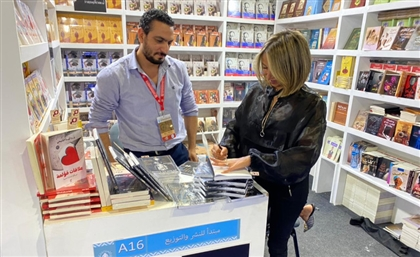 Renowned Designer Farida Temraz Publishes Fashion Branding Book