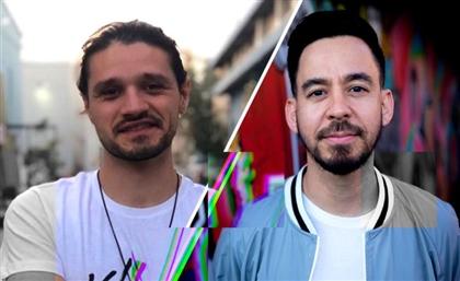 How Lebanon's Hadi Came to Work with Linkin Park's Mike Shinoda