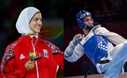 Hedaya Malak & Seif Eissa Take Home Bronze at Tokyo 2020 Olympics