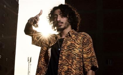 Egyptian Rapper Ahmed Santa Comes of Age in New EP 'Khamsa Fe El Wesh'