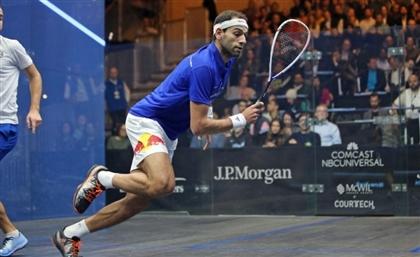 Egypt's Mohamed El Shorbagy Tops World Squash Rankings