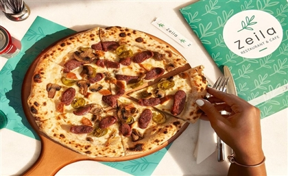 Soaring Views, Burrata Pizza & Tiramisu the Size of Your Face at Zeila