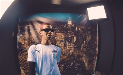 Nothing but Bars by Egyptian Rapper Moscow in '21' Freestyle
