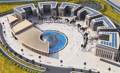 Egypt University of Informatics Launches in New Administrative Capital