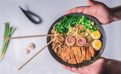 Ichimiro Is Cairo's Newest Ramen Delivery Service
