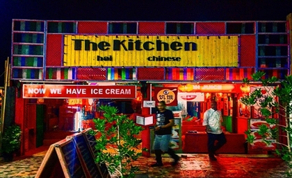 The Kitchen is, Hands Down, Dahab's Fav Pan-Asian Eatery