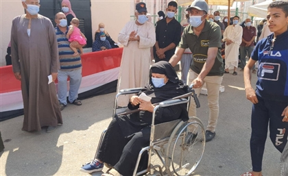 Cairo to Redevelop Sidewalks for People with Disabilities