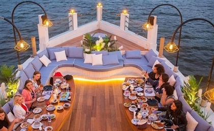 All Abroad 'Dahabiya Cairo' For Egypt's Ultimate Fine Dining Cruise