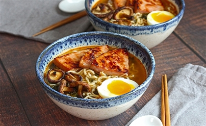 Pucca is the Nasr City Eatery All About Ramen