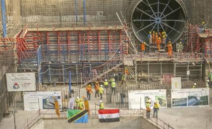 Egypt Installs First Hydroelectric Turbine in Tanzanian Dam