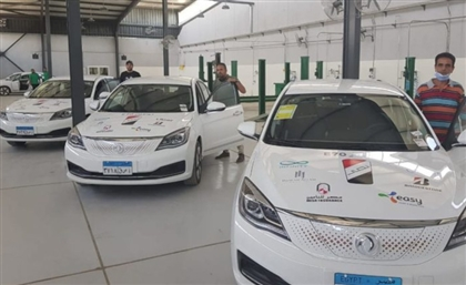 Nasr E70 Electric Cars Are Getting Tested on the Road with Uber