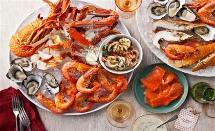 'Red Sea' Makes Seafood Eats Unlike Anything We've Seen