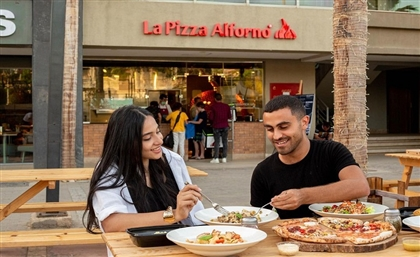 Wood-Fired Pizza Is the Name of La Pizza Al Forna's Game