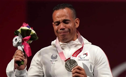 Powerlifters Rehab Ahmed & Sherif Othman Win Silver at Paralympics