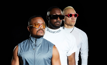 Black Eyed Peas to Perform at the Pyramids on October 2nd